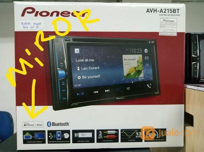 Doble din pioneer mir audio mobil 19210691