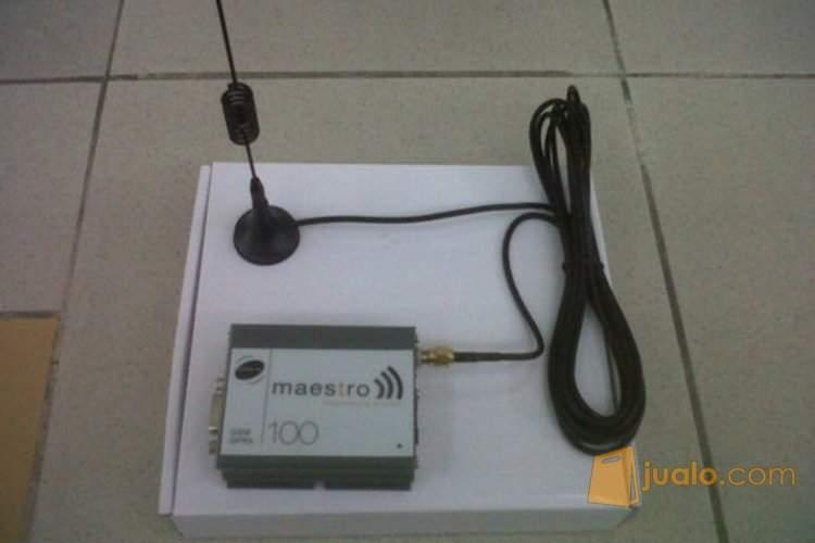 Modem maestro 100 q24 komputer modem router 1927678
