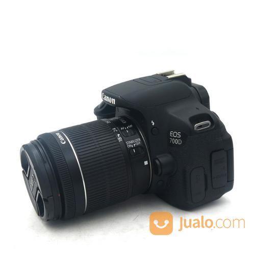 Canon 700d fullset li kamera dslr dan slr 19295667