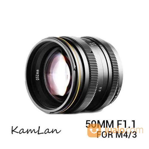 Lensa kamlan 50mm f1 lensa kamera 19436571