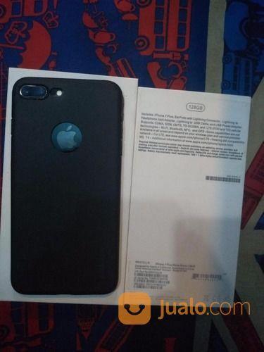 Iphone 7 128 gb black handphone apple 19461971