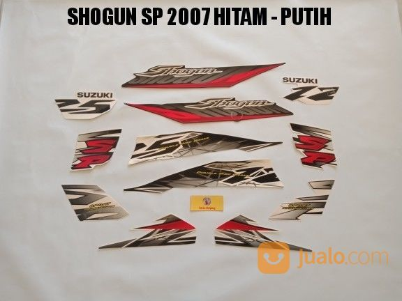 Striping shogun sp 20 aksesoris motor stiker motor 19479839