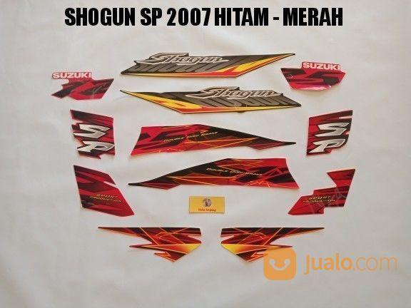 Striping shogun sp 20 aksesoris motor stiker motor 19479863