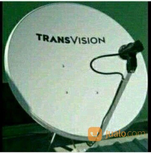 Pemasangan transvisio antena 19555271