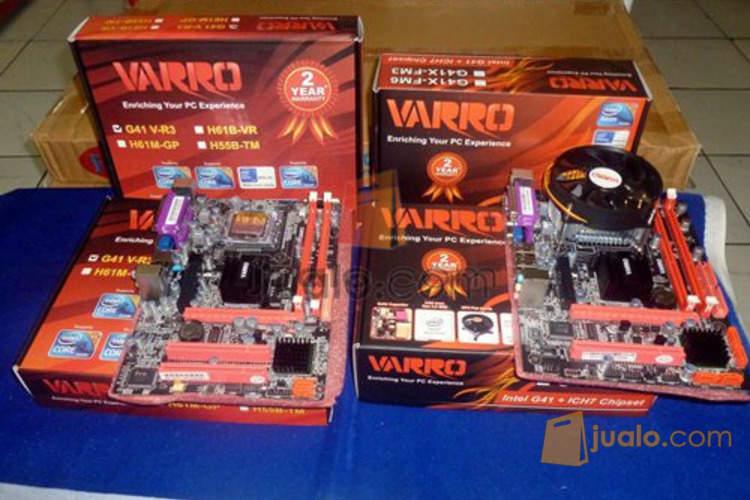1366797790 504315729 1 gambar  motherboard 775 varro g41x intel xeon dc 233surabaya