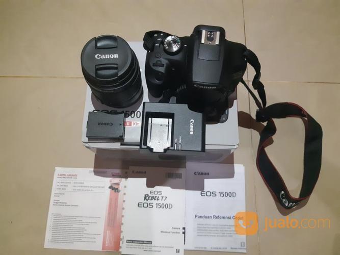 Canon eos 1500d kit e kamera dslr dan slr 19579667