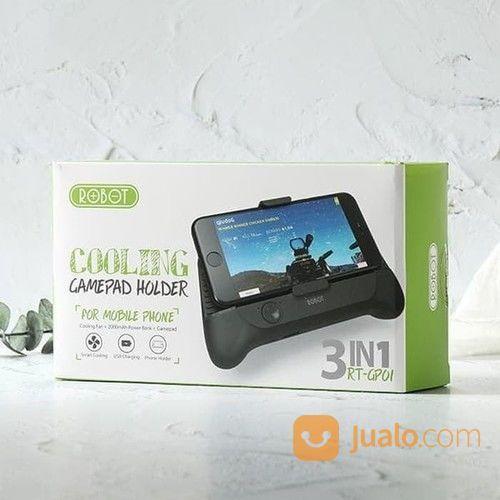 Gamepad cooling stent aksesoris handphone dan tablet lainnya 19609363