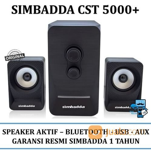 Speaker aktif simbadd audio audio player rec 19645307