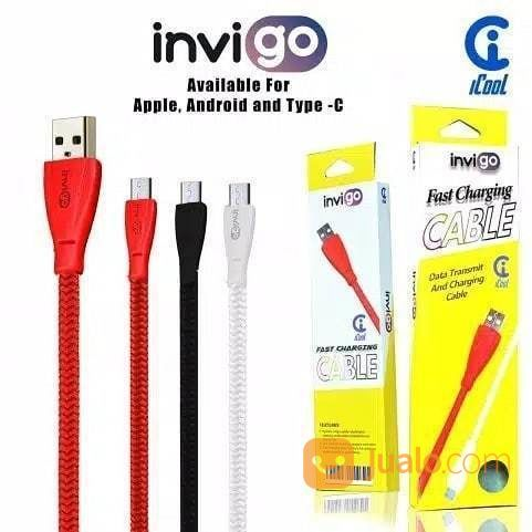 Invigo type c fast ch aksesoris handphone dan tablet lainnya 19668407