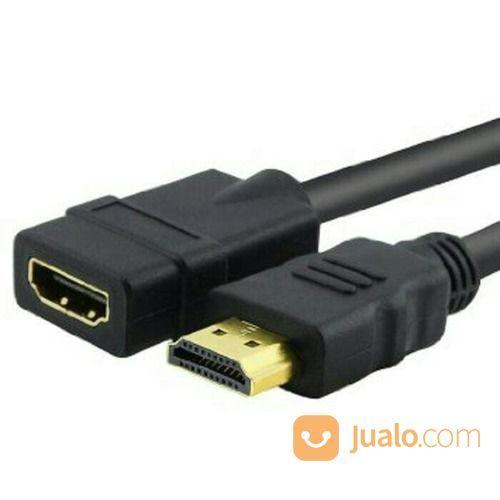 Kabel hdmi extension aksesoris dan kabel audio 19670935