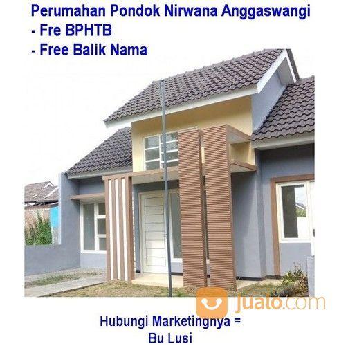 Pondok nirwana anggas rumah dijual 19696483