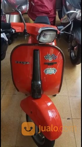 Vespa pts 100 jaksel motor piaggio 19774599