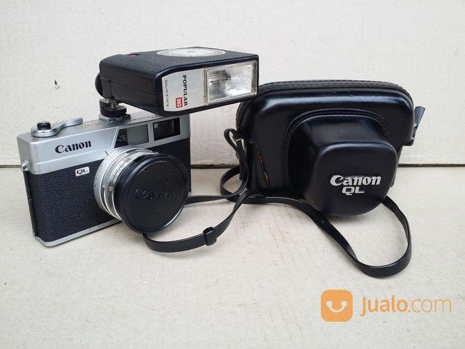 Kamera canon canonet koleksi lainnya 19831299