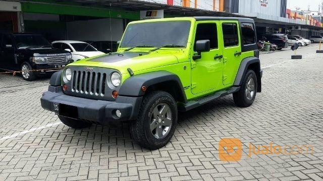Jeep Wrangler Renegade >> Jeep Wrangler Jk Sport Renegade 2012 Green Gecko
