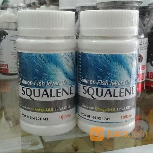 Kapsul squalene salm nutrisi dan suplemen 19884131