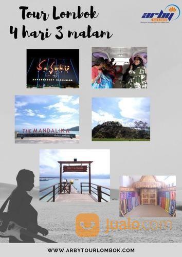 Wisata lombok 4 hari 3 malam