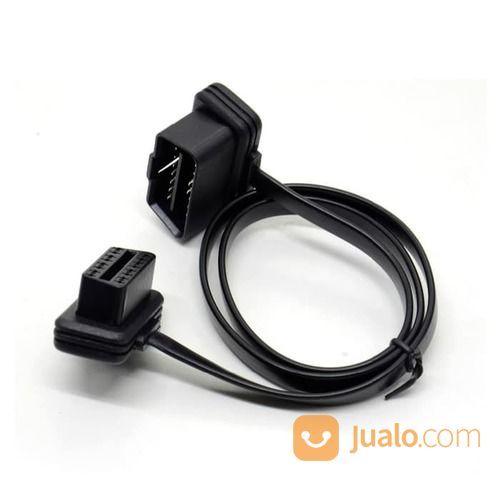 16 pin obd ii male to aksesoris dan kabel audio 19974587