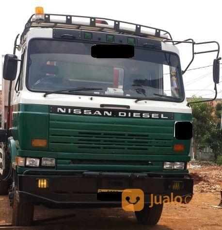 Nissan Diesel Truck >> Truck Crane Nissan Diesel Kapasitas 5 Ton