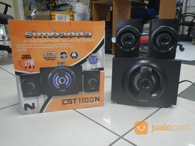 Simbadda cst 1100n audio audio player rec 20062503