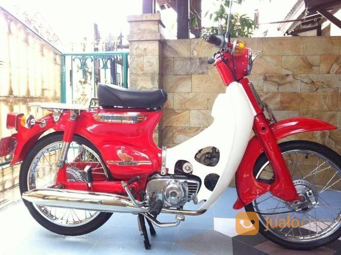 Honda c70 sekuter kes motor honda 20065883