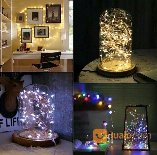 Lampu hias kawat 100 kebutuhan rumah tangga lampu 20067239