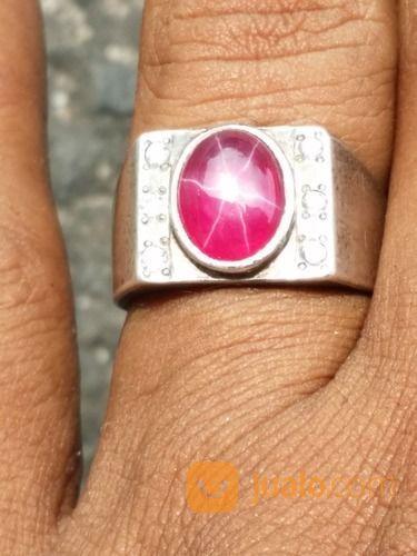 Batu merah star perhiasan 20114811
