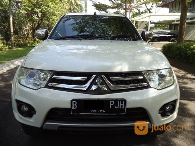 Pajero sport exceed v mobil mitsubishi 20115707