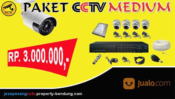 Paket cctv medium ban spy cam dan cctv 20126391