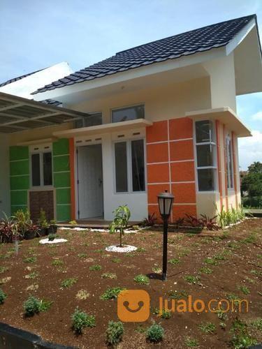 Rumah dengan konsep v rumah dijual 20130675