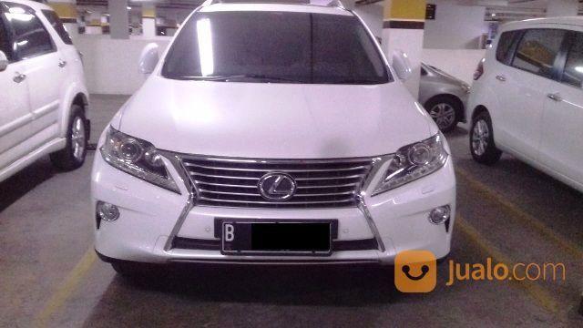 Toyota lexus rx270 ta mobil lexus 20142047