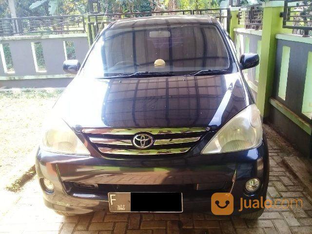 Toyota avanza g 2006 mobil toyota 20185635
