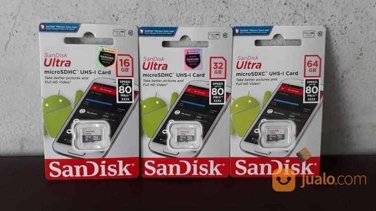 Memori micro sd sandi memory card 20227843