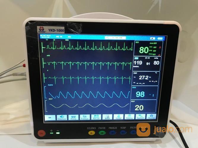 Patient monitor multi alat kesehatan dan kecantikan 20230603