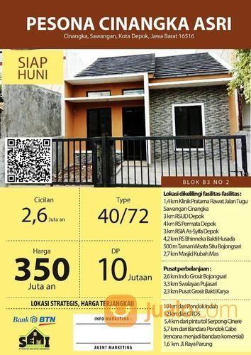 Judul rumah 350 ju rumah dijual 20292263
