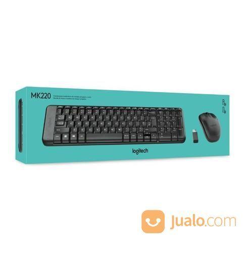 Keyboard mouse wirele keyboard dan mouse 20332639