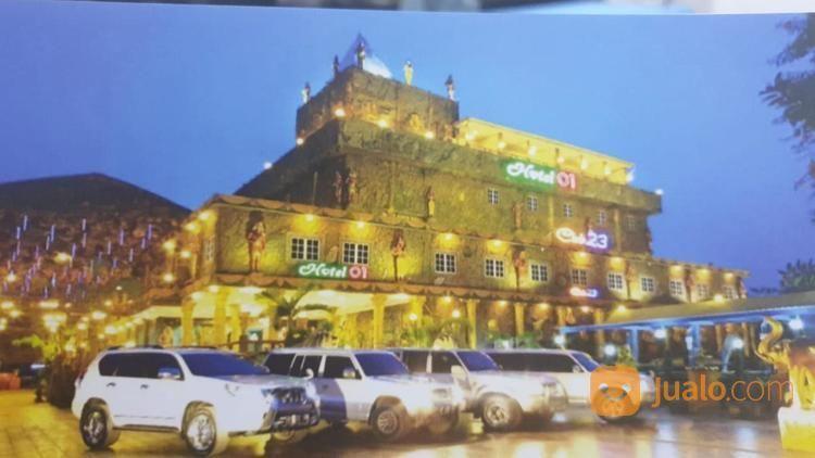Hotel di jalur utama properti hotel 20361731