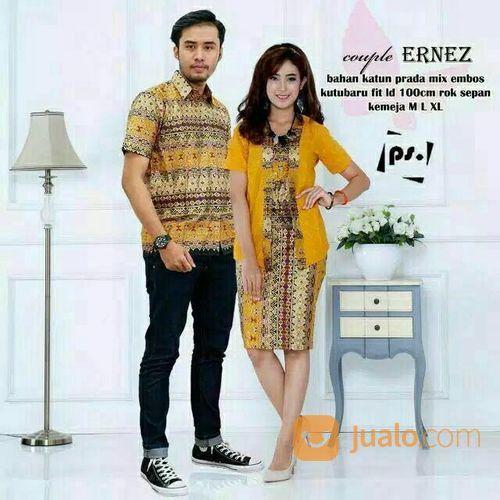 Baju batik couple kem barang couple 20368115