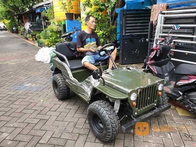 Motor jeep mini surab motor anak 20368579