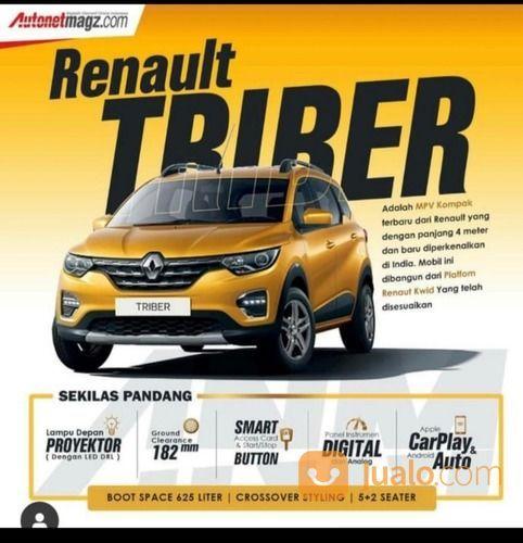 Renault triber 1 0 mv mobil lainnya 20438843
