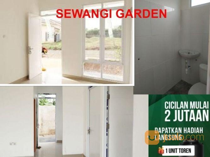 Sewangi garden 10jt a rumah dijual 20527643