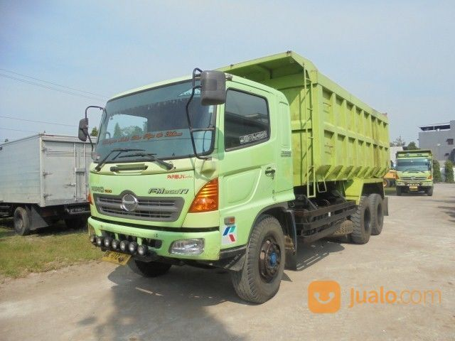 Tronton double gerdan truk hino 20529075