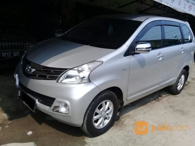 Avanza g 2015 1300cc mobil toyota 20548423