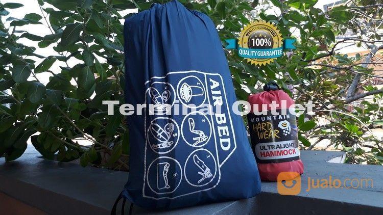 Paket hammock lazyb hiking panjat tebing 20603927