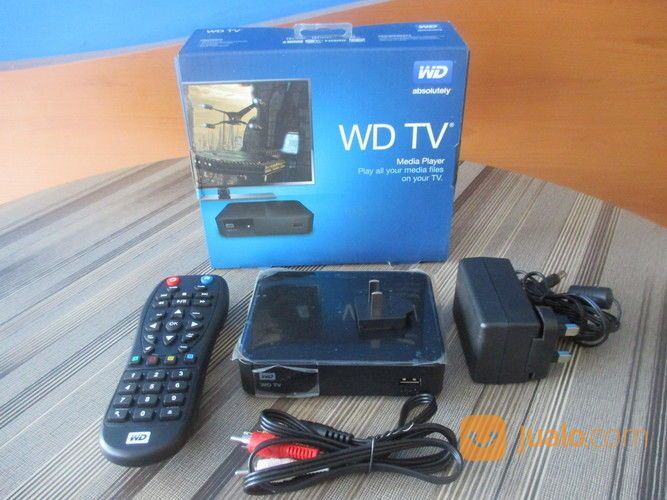 Media player wd tv video player 20606951