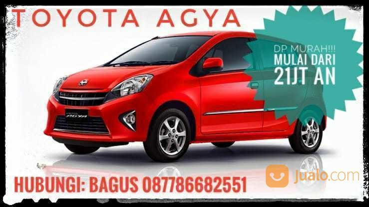 Toyota agya 1 2 g m t mobil toyota 20621155