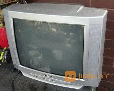 Tv konka 21 silver me televisi lainnya 20626391