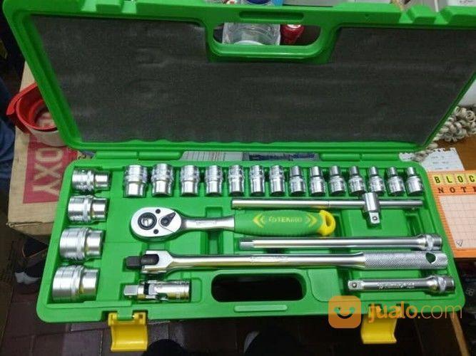 Kunci sok set 24 pcs alat dan perkakas pertukangan 20689419