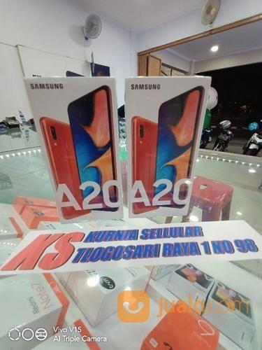 Samsung a20 new garan handphone samsung 20707775