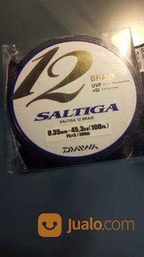 Senar pe daiwa saltig alat pancing 20741239