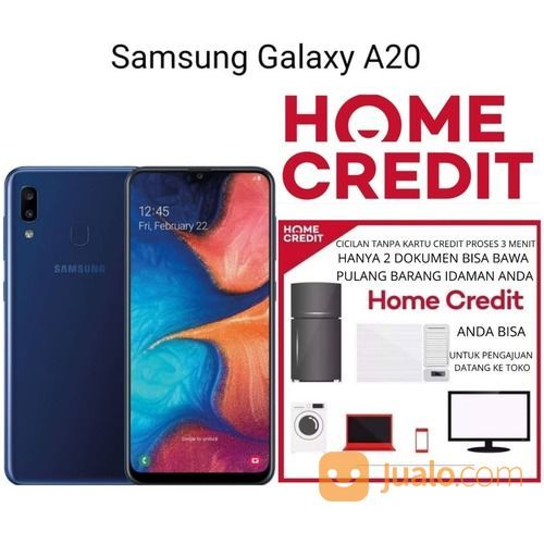 Samsung galaxy a20 bi handphone samsung 20788995